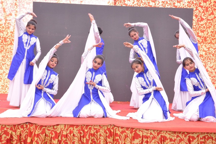BNG International School-Dance Activity