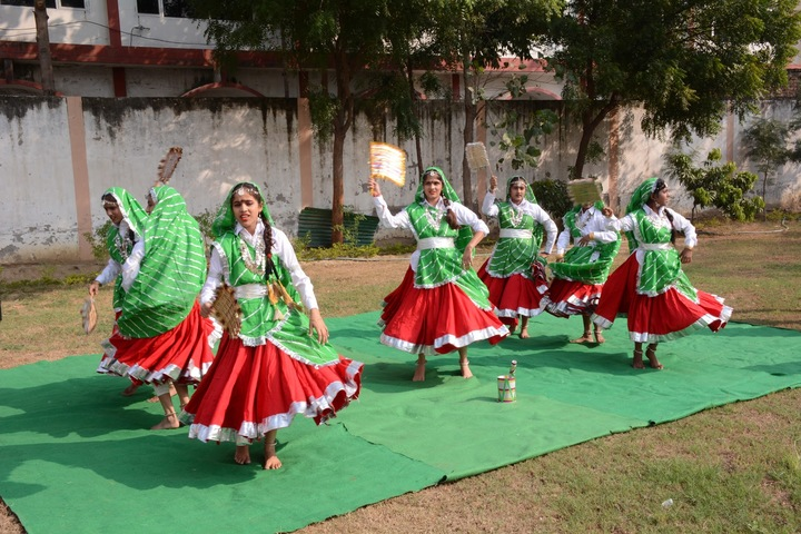 BNG International School-Folk Dance