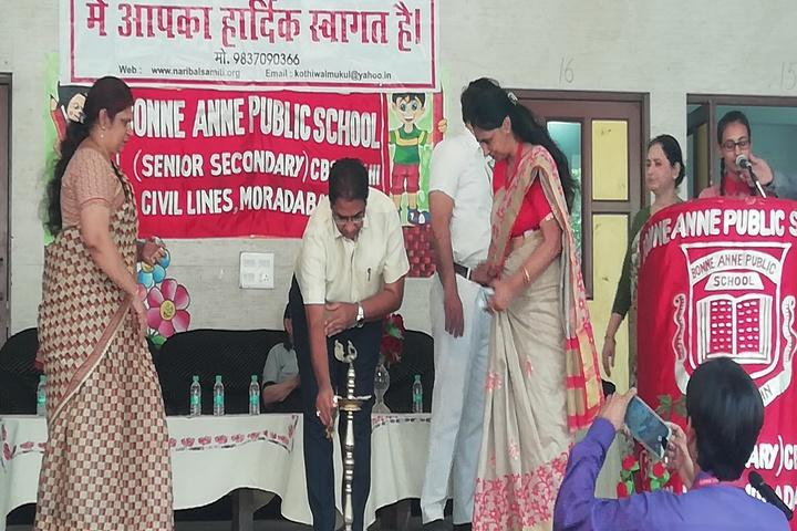 Bonny Anne Public School-Medical Camp