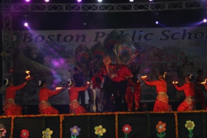 Boston Public School-Annual Day