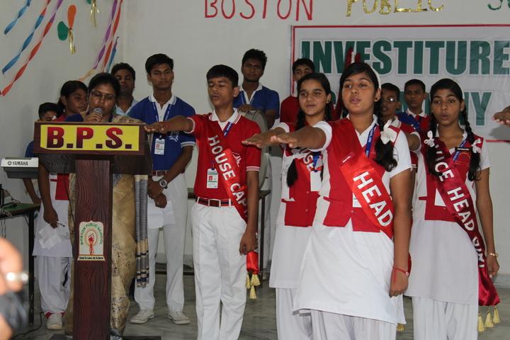 Boston Public School-Pledge