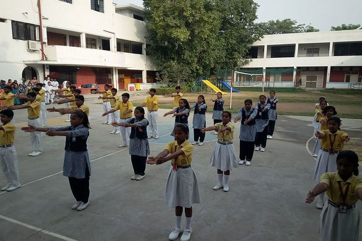 Brahmananda Public School-Exercise