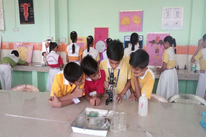 Brahmanand Public School-Biology Lab