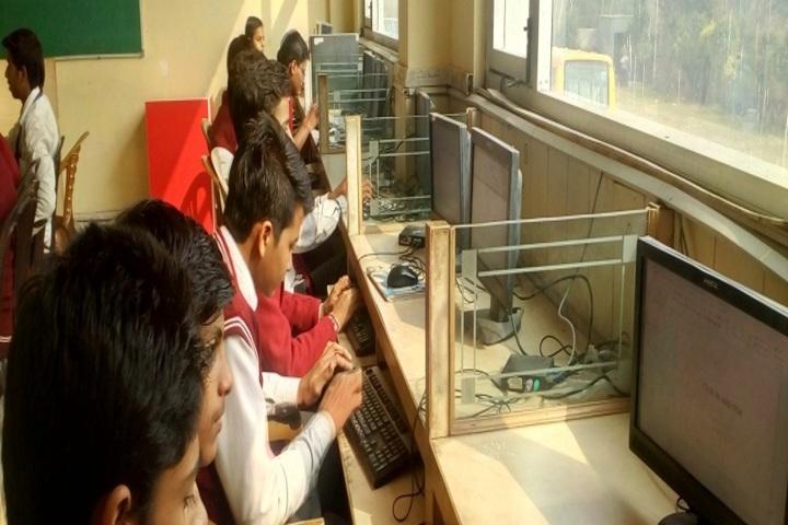 Brahmanand Public School-Computer Lab