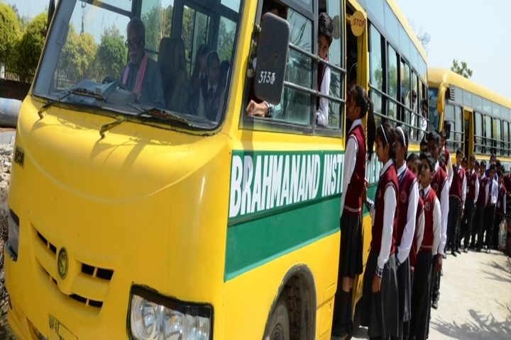 Brahmanand Public School-School Buses