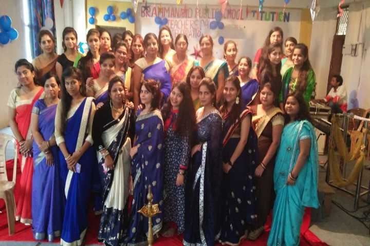 Brahmanand Public School-Teachers Day Celebration