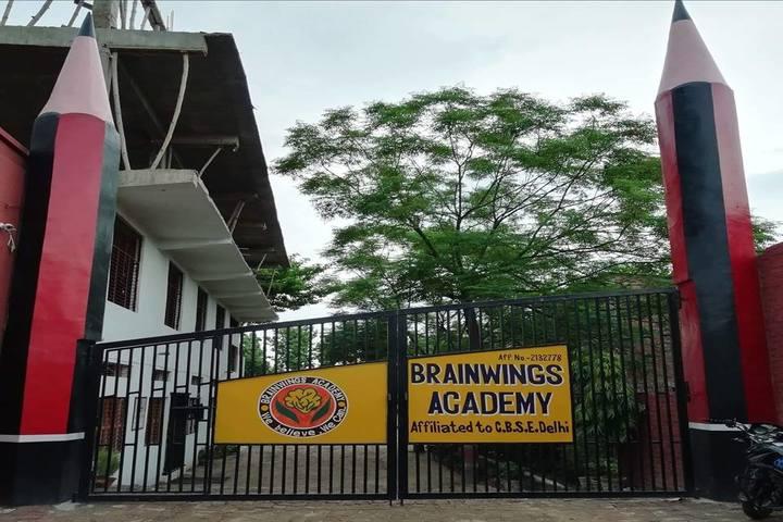 Brainwings Academy-School Entrance