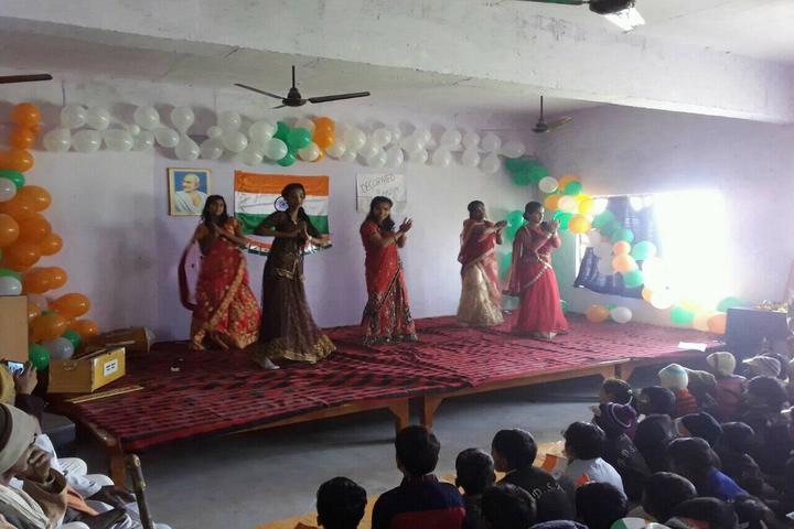 BDSK Educational Institute-Dance Activity