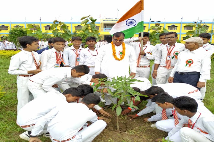 BDSK Educational Institute-Green Day