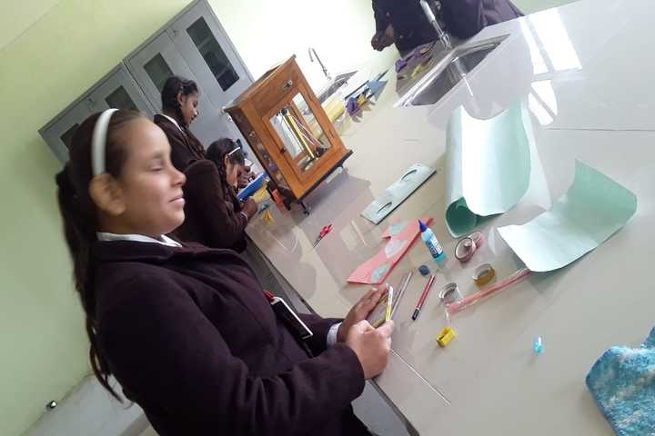 BDSK Educational Institute-Physics Lab