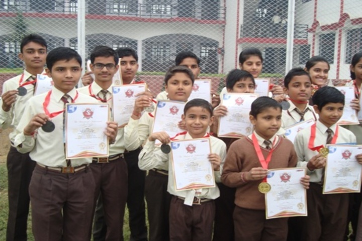 Bright Home Public School-Achievements