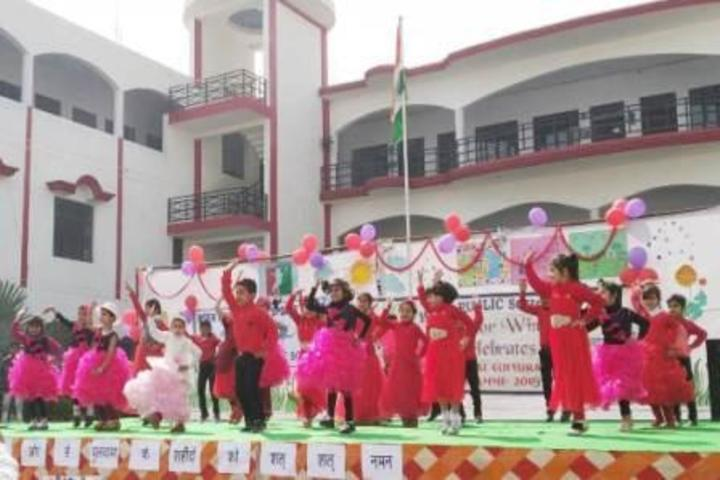 Bright Home Public School-Fancy Dress