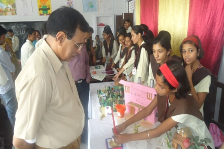 Bright Home Public School-Science Exhibition