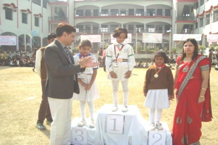 Bright Home Public School-Sports Day