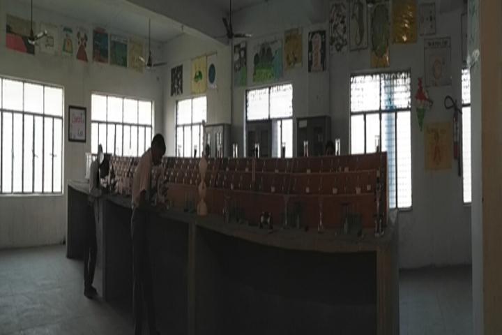 BrightLand Public School-Computer Lab