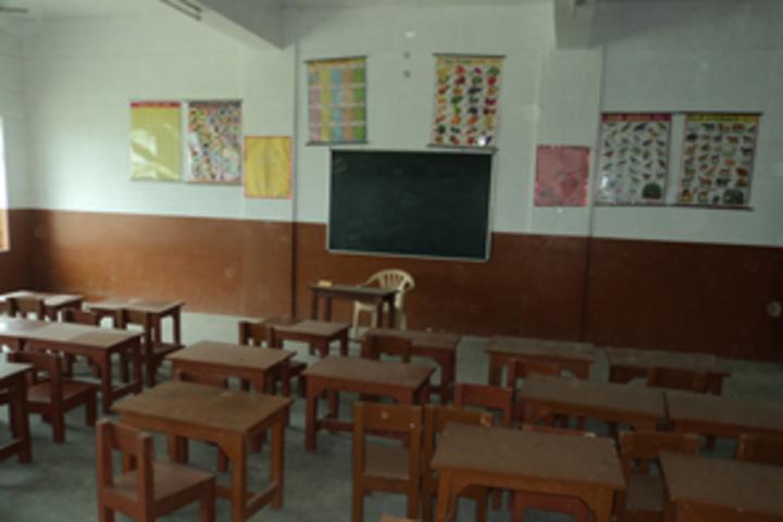BrightLand Public School-Class Room