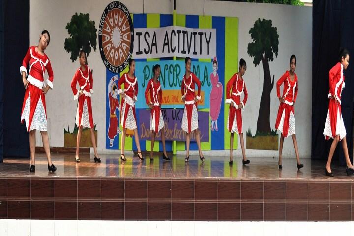 Bright Land School-PANOROMA-The Fusion of Diversity