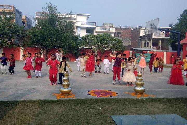Bright Way College-Diwali Celebration
