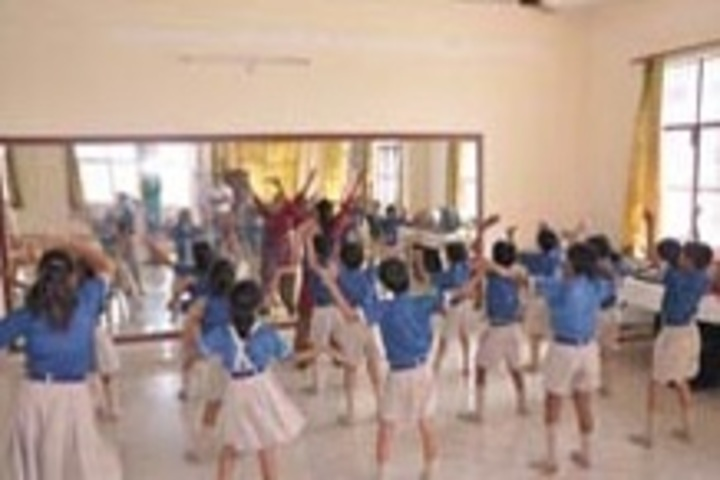 Brightland School-Dance Room