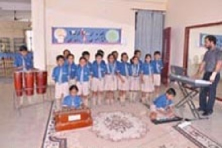 Brightland School-Music Room