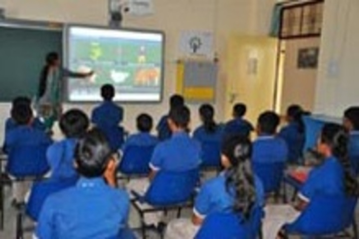Brightland School-Smart Class
