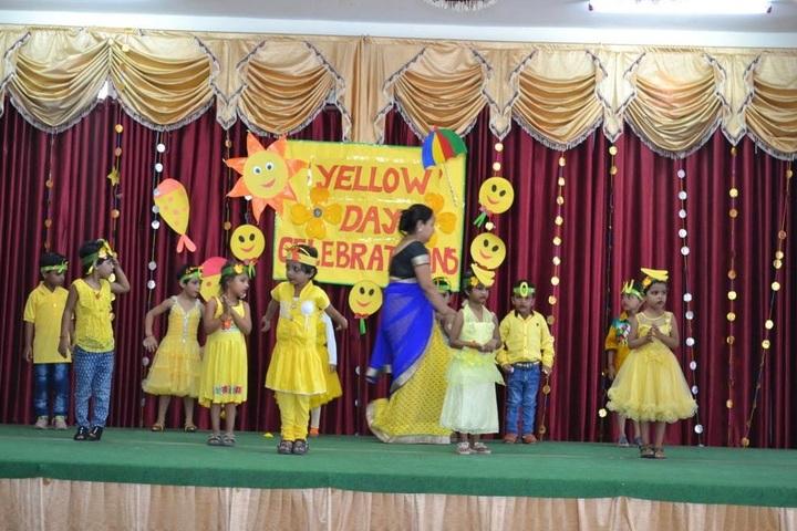 Brightland School-Yellow Day