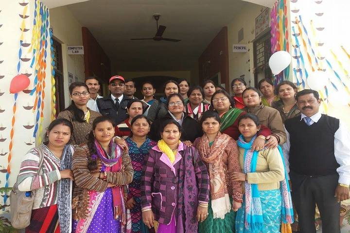 Brij Behari Sahai International School-Staff