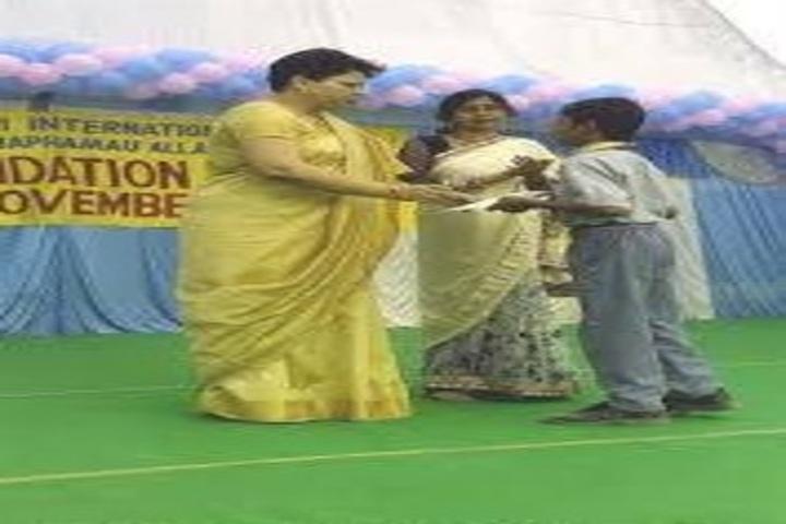 Brij Behari Sahai International School-Awards