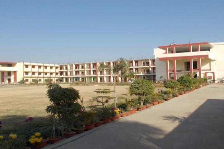 Brij Behari Sahai International School-Campus