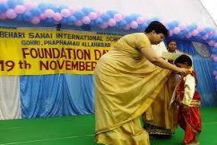 Brij Behari Sahai International School-Foundation Day