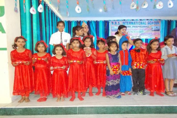 Brij Behari Sahai International School-Red Day
