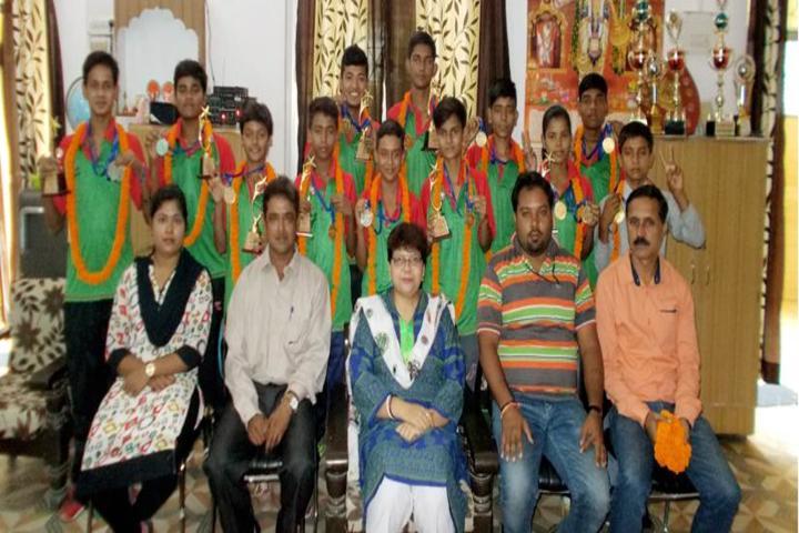 Brij Behari Sahai Vidya Mandir-Achievements