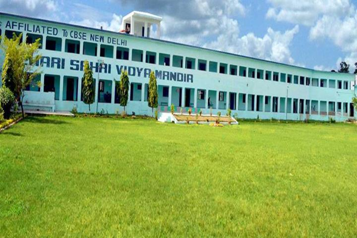 Brij Behari Sahai Vidya Mandir-Campus