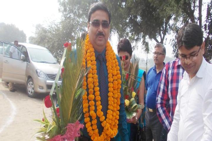 Brij Behari Sahai Vidya Mandir-Guest Lecture