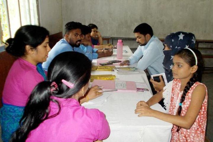 Brij Behari Sahai Vidya Mandir-Parents Meeting