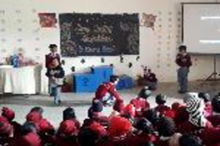 Brij Behari Sahai Vidya Mandir-Story Telling Competition