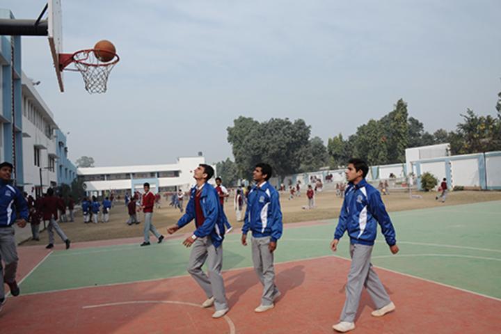 Brij Bhushan Lal Public School-Basket Ball
