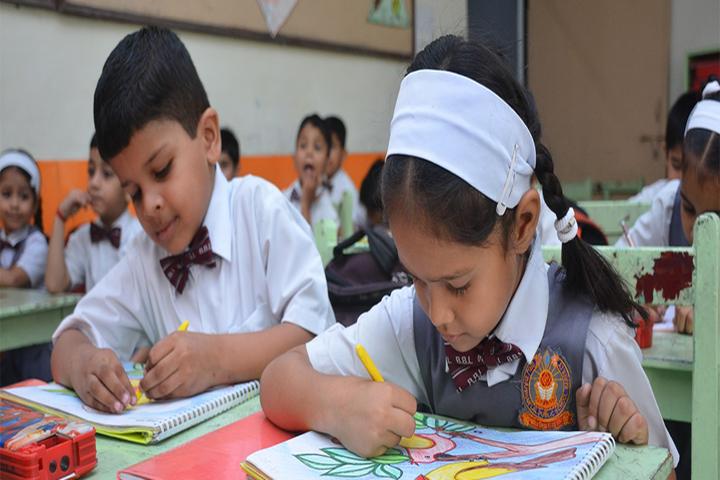 Brij Bhushan Lal Public School-Drawing