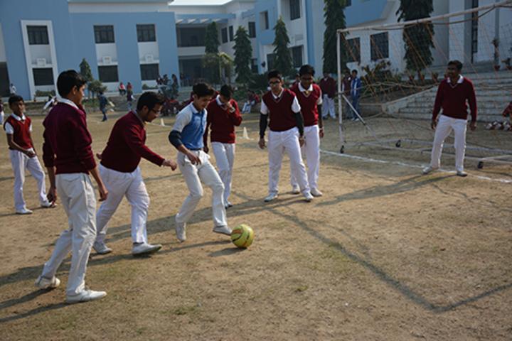 Brij Bhushan Lal Public School-Foot Ball
