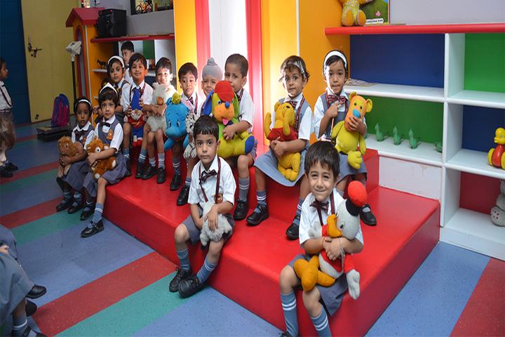 Brij Bhushan Lal Public School-KG Class