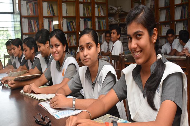 Brij Bhushan Lal Public School-Library
