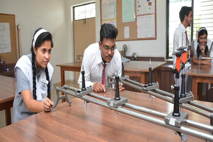 Brij Bhushan Lal Public School-Physics Lab