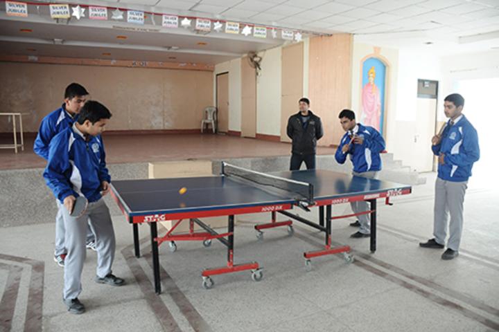 Brij Bhushan Lal Public School-Table Tennis