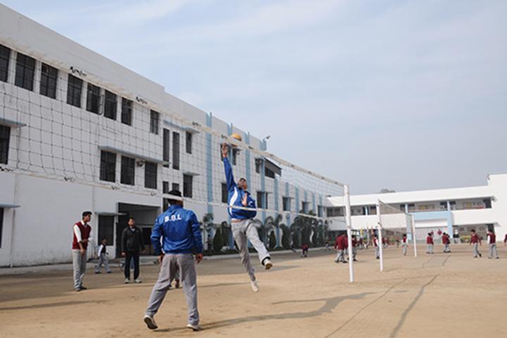 Brij Bhushan Lal Public School-Volly Ball