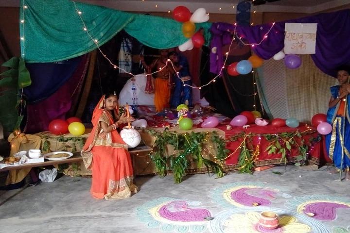 Brij Bhushan Memorial English Academy-Cultural Events