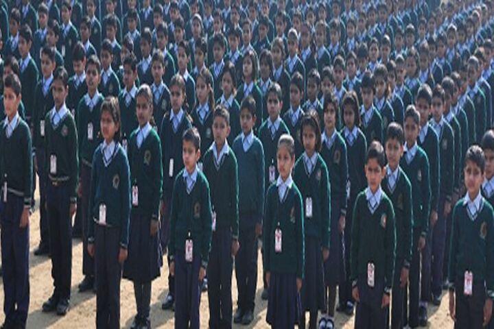 Brij Dham Vidya Mandir-Assembly