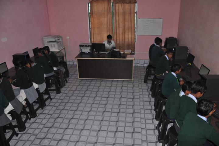 Brij Dham Vidya Mandir-Computer Lab