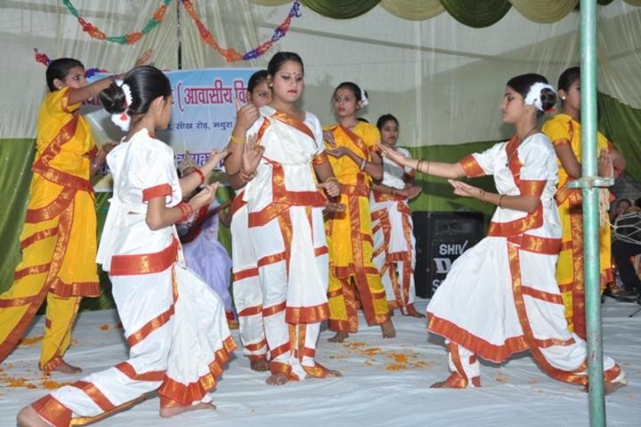 Brij Dham Vidya Mandir-Cultural Event