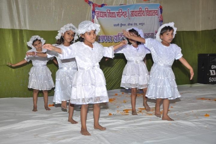 Brij Dham Vidya Mandir-Dance Activity