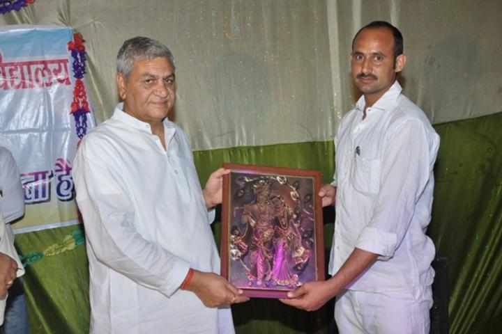 Brij Dham Vidya Mandir-Presents